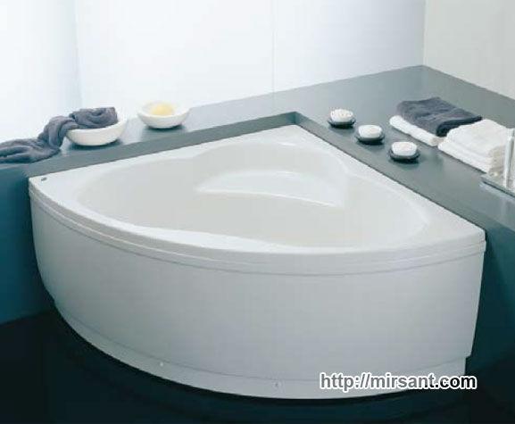 Сантехника ванны 120 сантехника отражатель прямоугольный