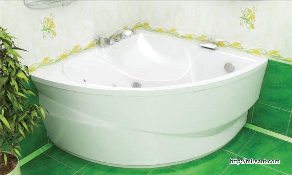 ванна 125*125